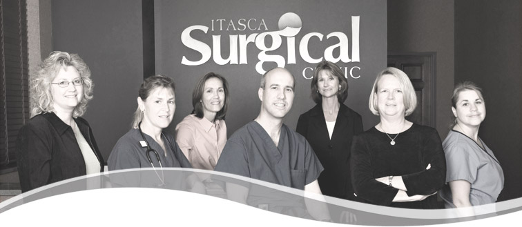 Itasca Surgical Clinic professional staff